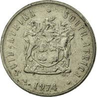 Monnaie, Afrique Du Sud, 5 Cents, 1974, TTB, Nickel, KM:84 - Afrique Du Sud