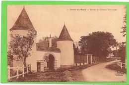 59 SAINS DU NORD - Entrée Du Château Talleyrand - France