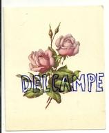 Deux Roses Roses. Papier à Lettre. Newton Mill Production N°18 - Vieux Papiers