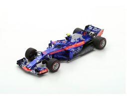 Toro Rosso Honda STR13 - Pierre Gasly - Bahrain GP 2018 #10 - Spark - Spark