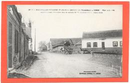 62 NEUVILLE VITASSE. Avant Terrible Guerre. Rue D'Arras Entièrement Détruite 1914 - Autres Communes