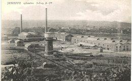 JEMEPPE-SUR-SAMBRE  Solvay Et Cie. - Jemeppe-sur-Sambre