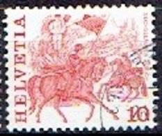 SWITZERLAND # FROM 1977 STAMPWORLD 1095 - Oblitérés