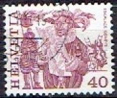 SWITZERLAND # FROM 1977 STAMPWORLD 1098 - Oblitérés