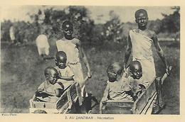Zanzibar )  Récréation - Tanzanie