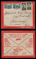 LATECOERE - MAROC / 1930 LETTRE AVION POUR STRASBOURG (ref LE3335) - Maroc (1891-1956)