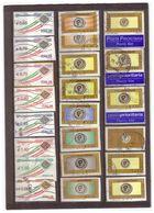 Italia Lotto Prioritarie Misti Usati - 1946-.. République