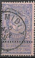 8S-231:N°70: E9: MIDI 7 : Ambulant Kantoor - 1894-1896 Expositions