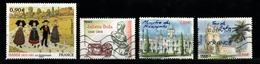 France 2009 : Timbres Yvert & Tellier N° 4400 - 4401 - 4402 - 4403 - 4404 - 4406 Et 4422 Avec Oblitérations Mécaniques. - France
