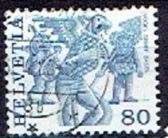SWITZERLAND # FROM 1977 STAMPWORLD 1101 - Oblitérés