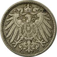 Monnaie, GERMANY - EMPIRE, Wilhelm II, 5 Pfennig, 1900, Karlsruhe, TB - [ 2] 1871-1918: Deutsches Kaiserreich