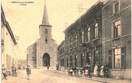 JEMEPPE-SUR-SAMBRE  L' église. - Jemeppe-sur-Sambre