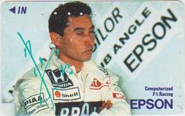 CARS - JAPAN - FORMULA-1-052 - EPSON - Voitures