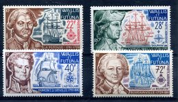 Wallis & Futuna - Yvert PA 44 à 47 - Neuf Xxx - T 836 - Unused Stamps
