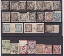 COLONIES FRANCAISES - EMISSIONS GENERALES : TAXES. Cote + 200€. - Portomarken