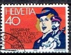 SWITZERLAND # FROM 1982 STAMPWORLD 1227 - Schweiz