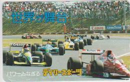 CARS - JAPAN - FORMULA-1-057 - Automobili