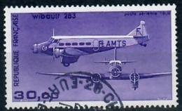 YT PA 59 Avion-trimoteur Wibault 283 - Luftpost