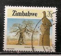 ZIMBABWE OBLITERE - Zimbabwe (1980-...)