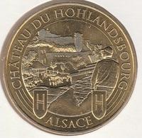 MONNAIE DE PARIS 68 WITZENHEIM Château Du Hohlandsbourg - Alsace - Disponible - 2016 - 2016
