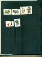 ESPAGNE PAPILLONS-ART-COMICS 2000 6  VAL NEUFS A PARTIR DE 0.75 EUROS - 1931-Heute: 2. Rep. - ... Juan Carlos I