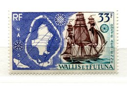 Wallis & Futuna - Yvert PA 17 - Neuf Avec Légère Trace De Charnière - Lot 144 - Luftpost