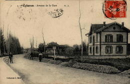 52 - ECLARON - Avenue De La Gare - Eclaron Braucourt Sainte Liviere