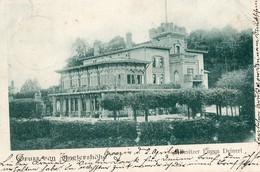 Carte écrite De GRANZIN ( Allemagne ) En 1902 - Allemagne