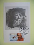 Carte Maximum 2009  N° PA 72  Louis Berliot   -   Cachet   Cambrai - Cartes-Maximum