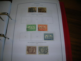 Portogallo PO 1951 15 Cent.Colonie   Scott.735+736+See Scan On Scott.Page;; - 1910 - ... Repubblica