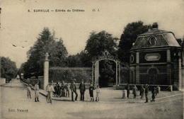 52 - EURVILLE - Entrée Du Château - Frankreich