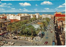 Lebanon Postcard Beirut Sent To Denmark 26-10-1964 (Martyr's Place) - Lebanon