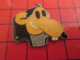 412F Pins Pin's / Rare & Belle Qualité THEME BD BANDE DESSINEE / RAT KEBRA - BD