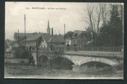 11982  CPA  MORVILLARS (90)  1199 - Le Pont Sur L'Allaine - France