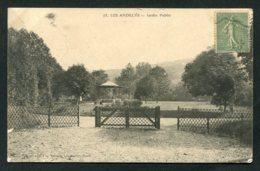 11985  CPA  LES ANDELYS (27)  75 - Jardin Public     1921 - Les Andelys