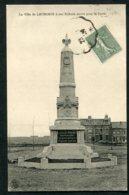 11986 CPA  LOURCHES (59)  Monument Aux Morts De La Guerre 1914-1918       1924 - France