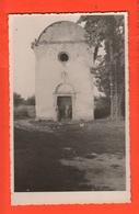 Camposilvano Trento 1937 Chiesetta Fotocartolina - Luoghi