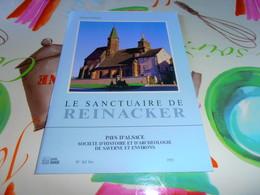 Alsace Le Sanctuaire De Reinacker  Histoire Archeologie N°163 - Alsace