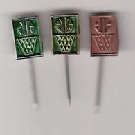 3 Pins Pin Badge Basketball Promo - Basketball