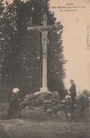 22 SAINTE-ANNE-du-HOULIN     SAINT- BRIEUC       Le  Calvaire     PLAN 1913  RARE - France
