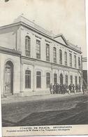 Old Postcard, Chile, Cuartel De Policia, Antofagasta. Police Headquarters. - Chili