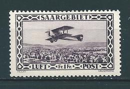 Saar MiNr. 127   (sab03) - 1920-35 Société Des Nations