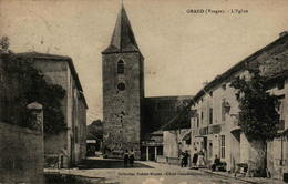 88 - GRAND (Vosges) - L'Eglise - Other Municipalities