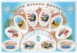 RC 12003 FRANCE BF N° 86 GORDON BENNETT SPORT AUTOMOBILE BLOC FEUILLET NEUF ** A LA FACIALE - Blocs & Feuillets