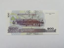 CAMBOGIA 100 RIELS 2001 - Cambogia