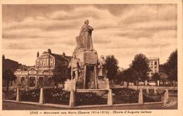 Lens : Monument Aux Morts - Lens