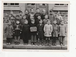 PHOTO - FOUGERES - ECOLE SAINT SULPICE - CLASSE GARCONS - 1953/54 - 35 - Photographs