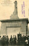 FLOING Sedan - Inauguration Du Monument Des Braves Gens Sculpteur Guillaume Cachet De Copénolle Gardien - Autres Communes