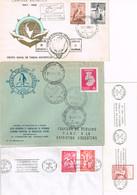 ARGENTINE - ARGENTINA : 14 Plis Divers - Briefmarken