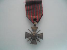 Croix De Guerre De 14/16 - Francia